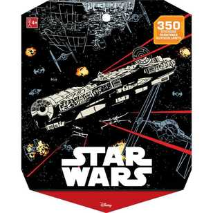 Star Wars Classic Sticker Book