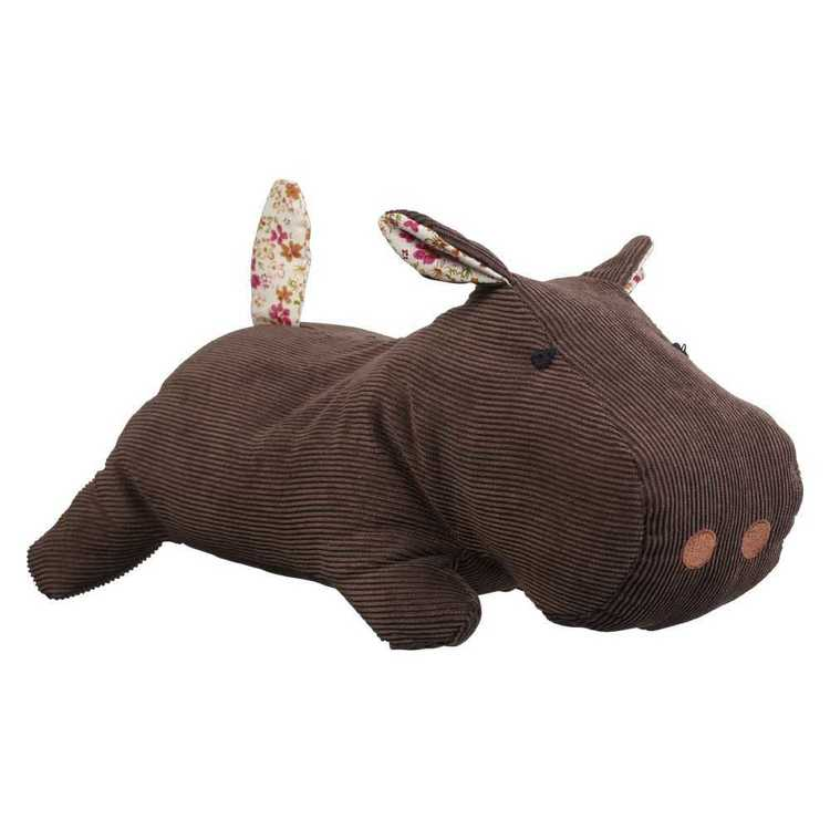 In-Habit Mr Hippo Door Stop