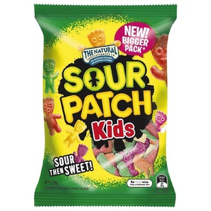 The Natural Confectionery Coy Kids Sour Patch