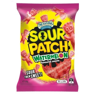 The Natural Confectionery Coy Watermelon Sour Patch