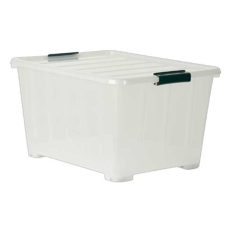 Lock Stock & Barrel Storage Box