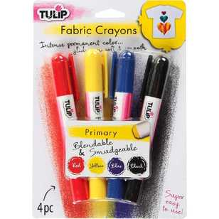 Tulip Crayon Primary Colour Stick