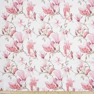 Magnolia Cotton Sateen