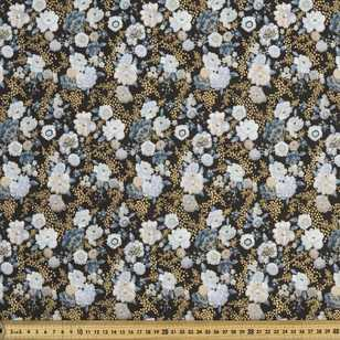 Oriental Small Floral TC Fabric