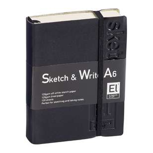 Elements Of Art Sketch & Write Book