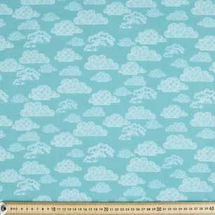 Cloud 9 Nimbus Printed Poplin