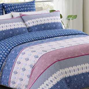 Belmondo Home Toulouse Quilt Cover Set