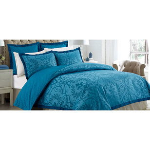 Belmondo Regal Angel Quilt Cover Set