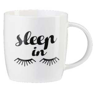 Casa Uno Sleep In Bulk Mug