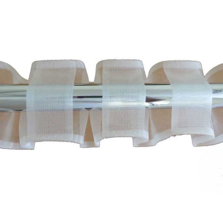 Transparent Wave Tape Clear 100 mm