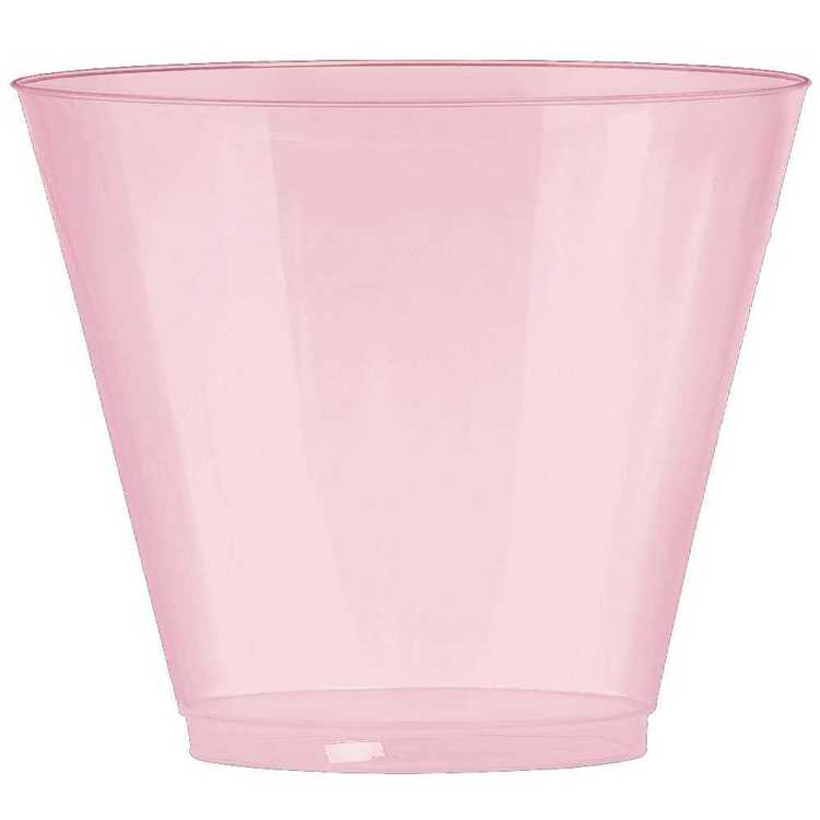 Amscan Big Party Pack New Pink Tumbler