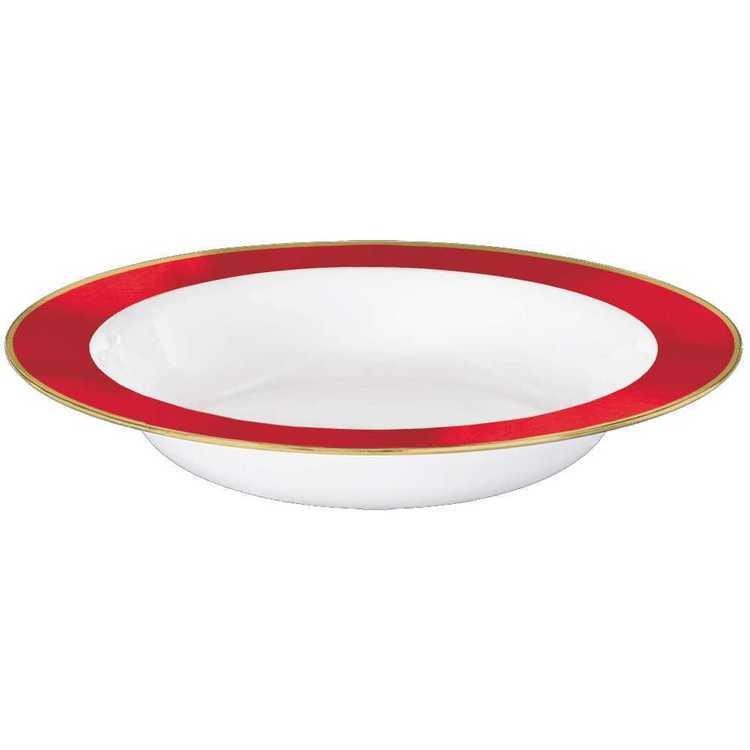 Amscan Premium Bowl with Border