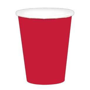Amscan Red Paper Cups 20 Pack
