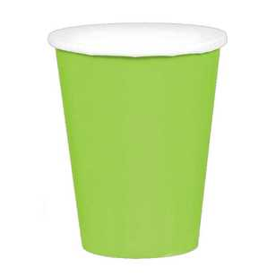 Amscan Kiwi Paper Cups 20 Pack