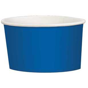 Amscan Bright Royal Blue Paper Treat Cups 20 Pack