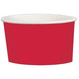 Amscan Red Paper Treat Cups 20 Pack