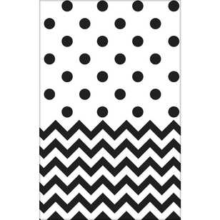 Amscan Chevron Table Cover