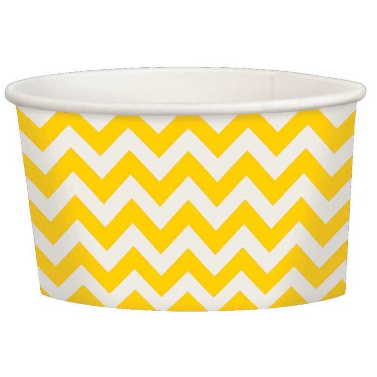 Amscan Chevron Treat Cups