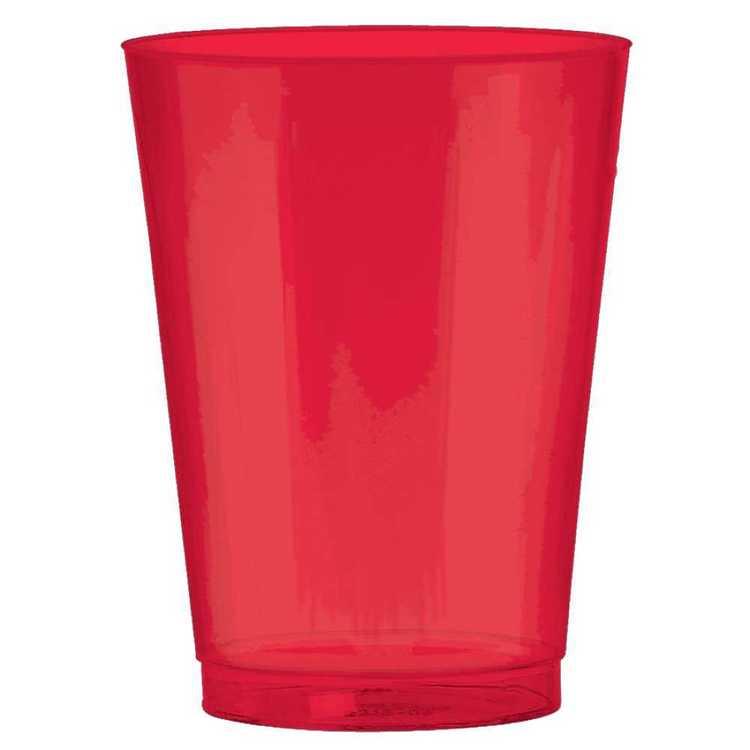 Amscan Big Party Pack Red Tumbler