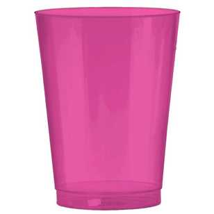 Amscan Big Party Pack Bright Pink Tumbler