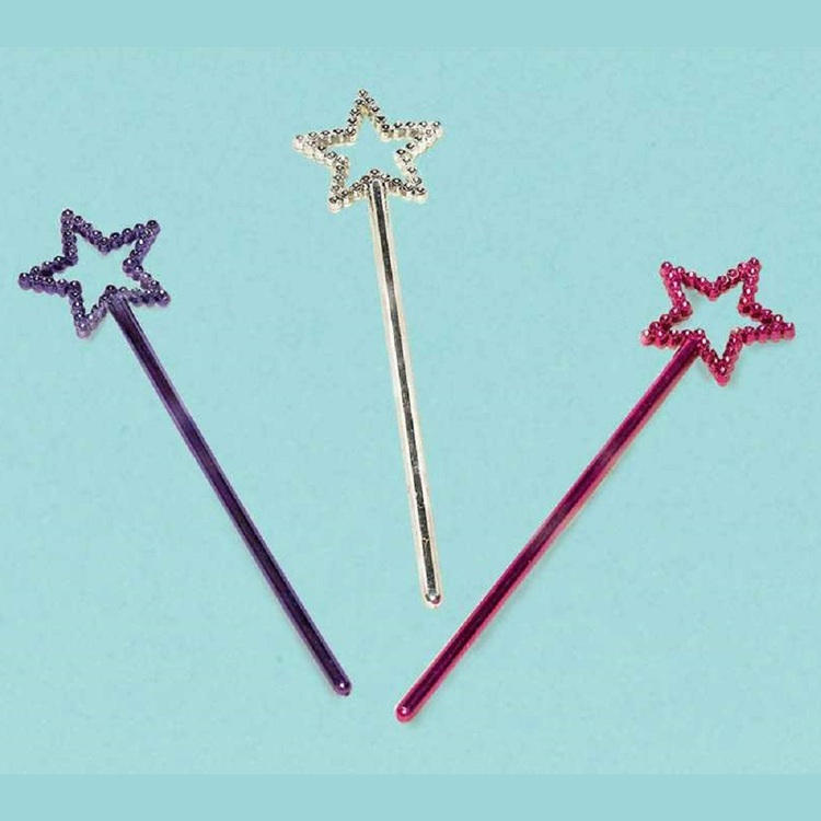 Amscan Hi-Count Favour Star Wand