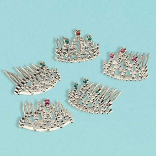 Amscan Hi-Count Favour Mini Tiaras