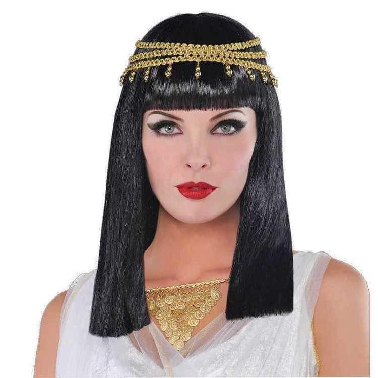 Amscan Egyptian Queen Wig