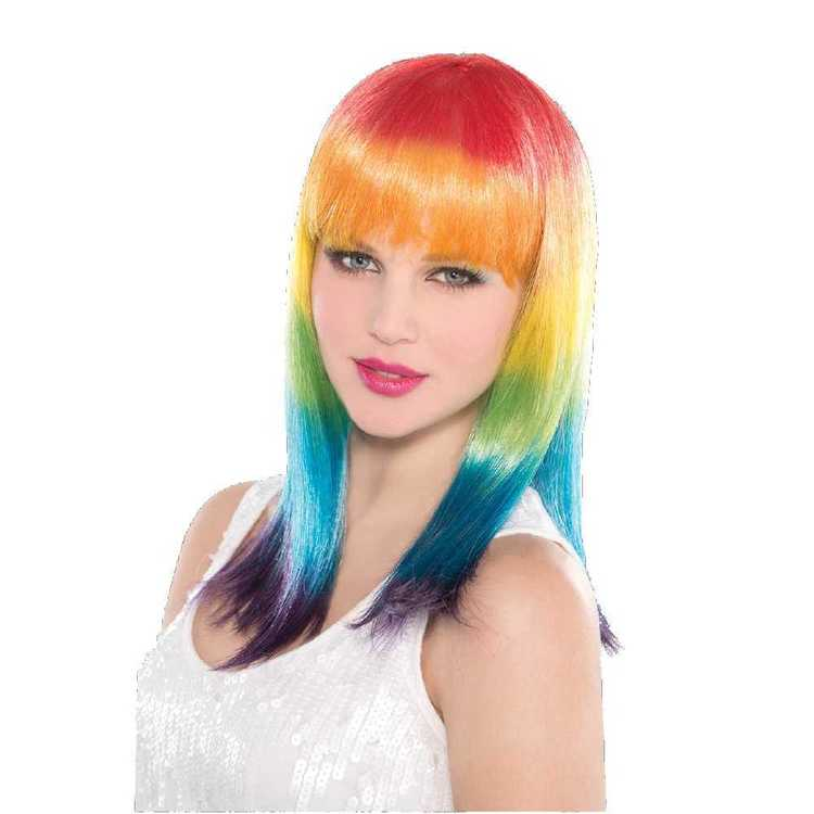 Amscan Spectrum Wig
