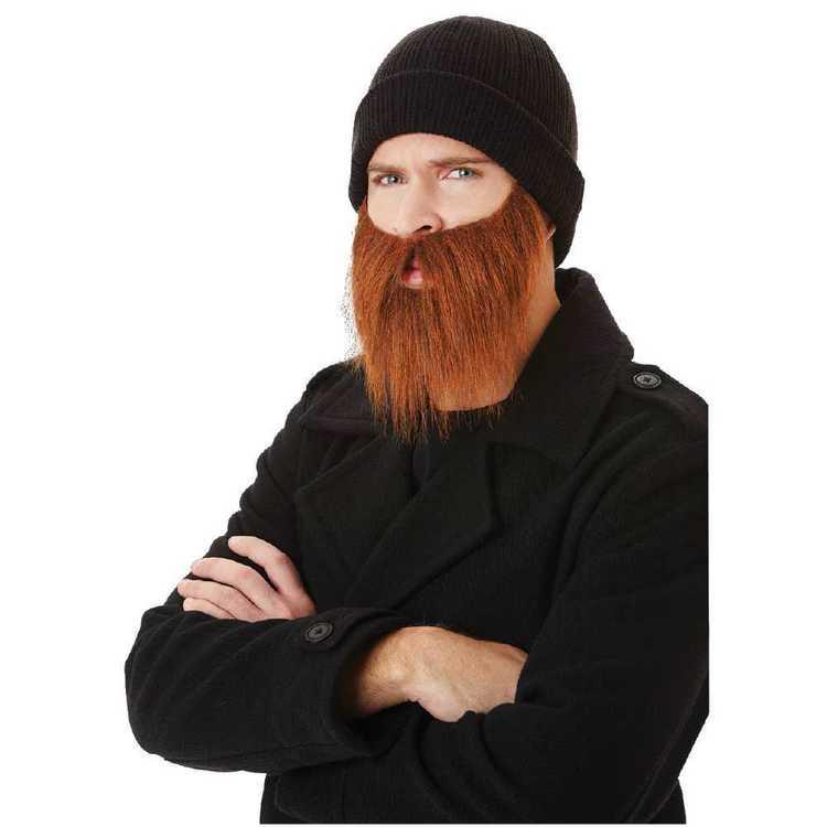 Amscan Fearsome Moustache & Beard