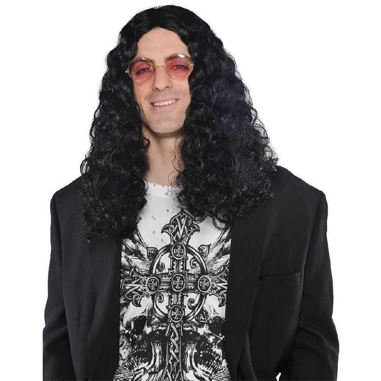 Amscan DJ Wannabe Wig