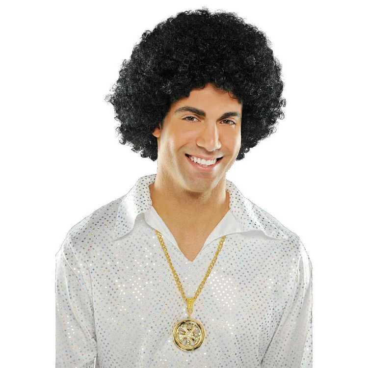 Amscan Afro Wig