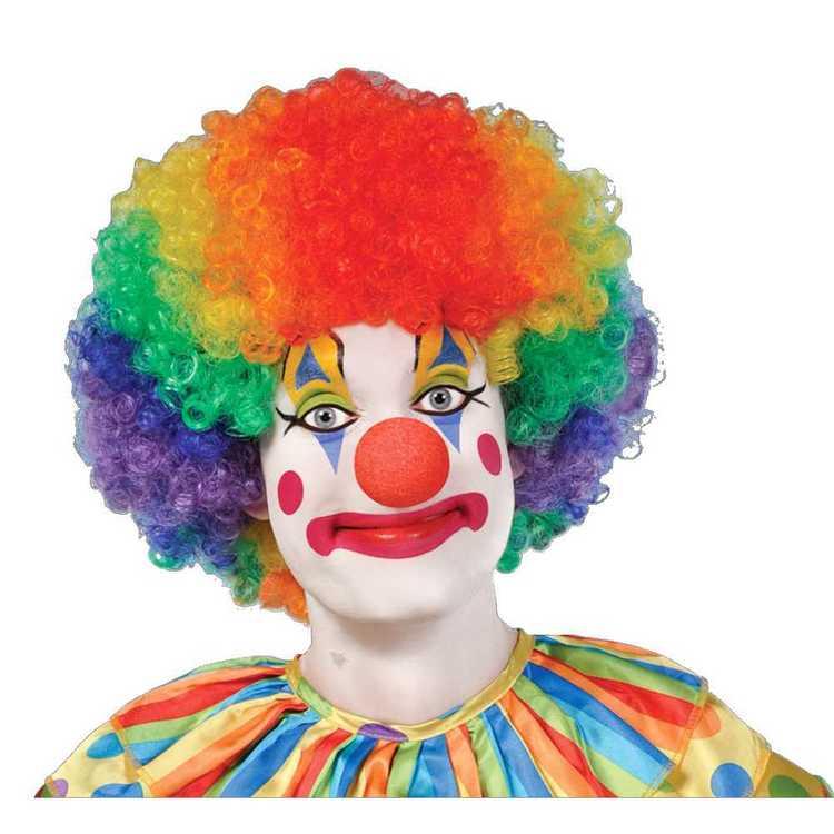 Amscan Jumbo Clown Wig