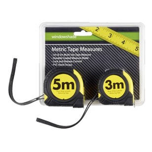 Twin Pack Tape Measure