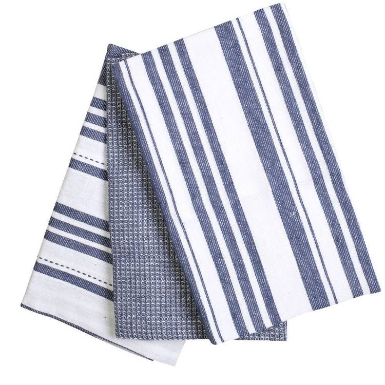 Ladelle Butcher Stripe Tea Towel