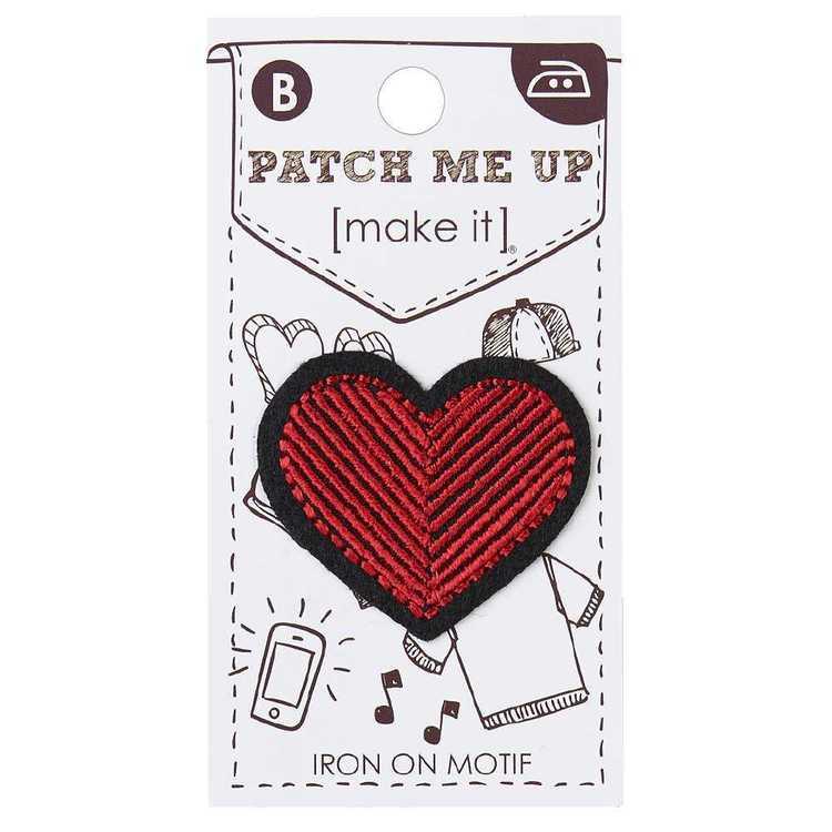 Leutenegger Narrow Heart M5 Motif
