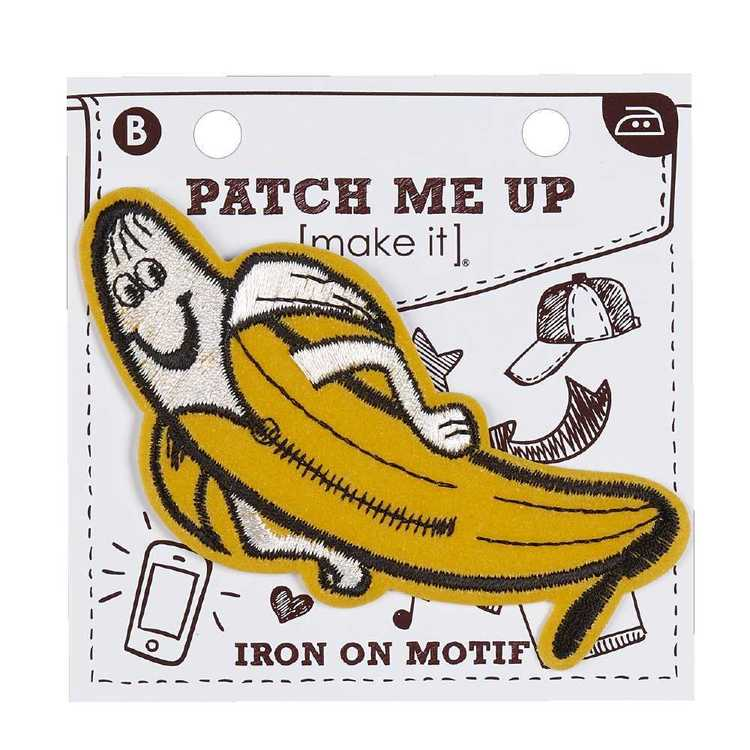 Leutenegger Make It Wide Banana M5 Motif