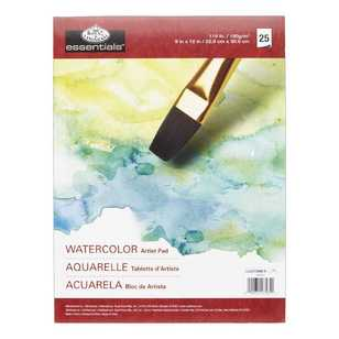 Royal & Langnickel Watercolour Pad