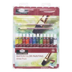 Royal & Langnickel Watercolour Painting Artist Pack