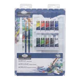 Royal & Langnickel Acrylic Painting Blister Pack