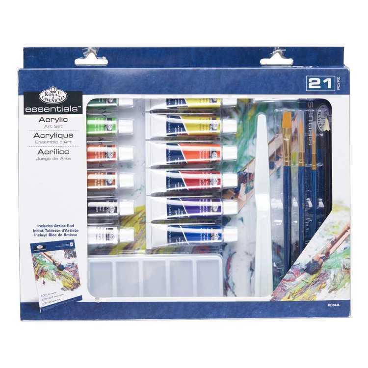 Royal & Langnickel 3T Acrylic Painting Box