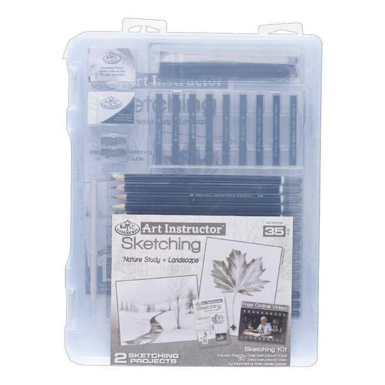 Royal & Langnickel Pastel Pencil Art Set