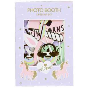 Unicorn Selfie Booth Pack