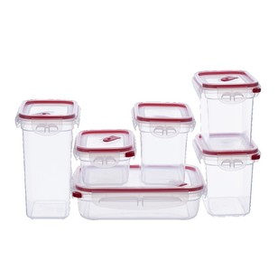 Lock Stock & Barrel Plastic Food Container Set