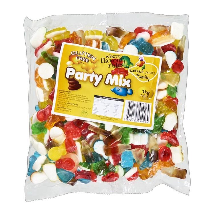 Lolliland Gummi Mix