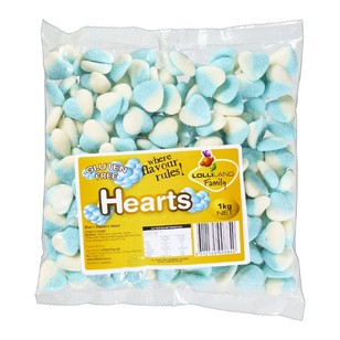 Lolliland Sour Hearts