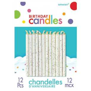 Amscan Glitter Birthday Candles