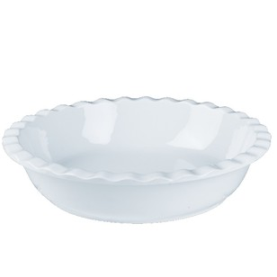 Culinary Company Pie Dish - Everyday Bargain