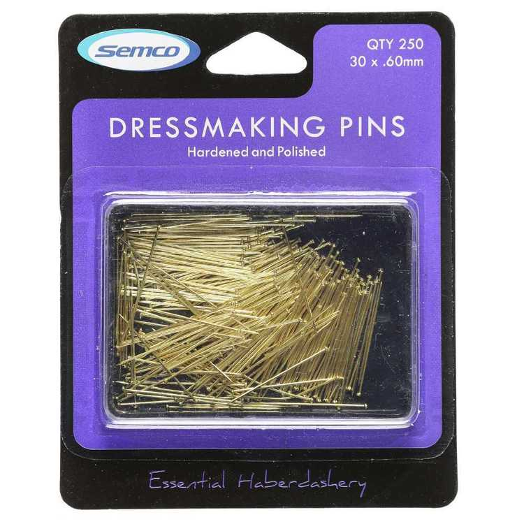 Semco Dressmaking Pins - Everyday Bargain