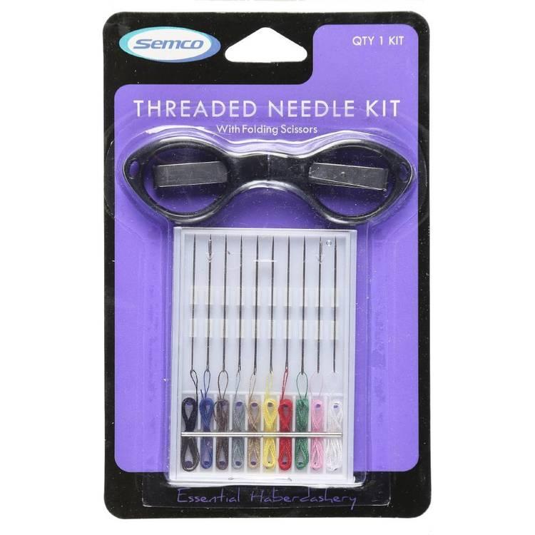 Semco Threaded Needle Kit