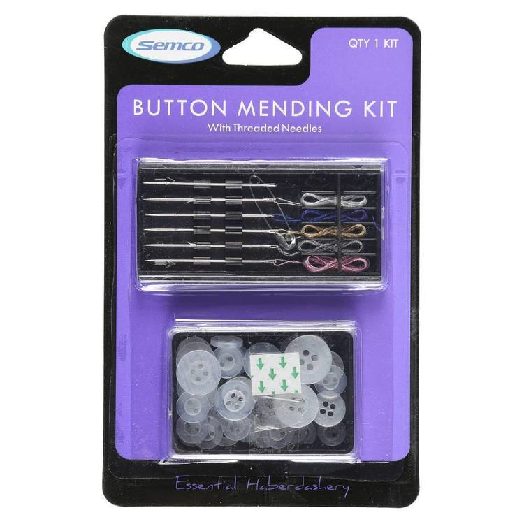 Semco Assorted Buttons - Everyday Bargain